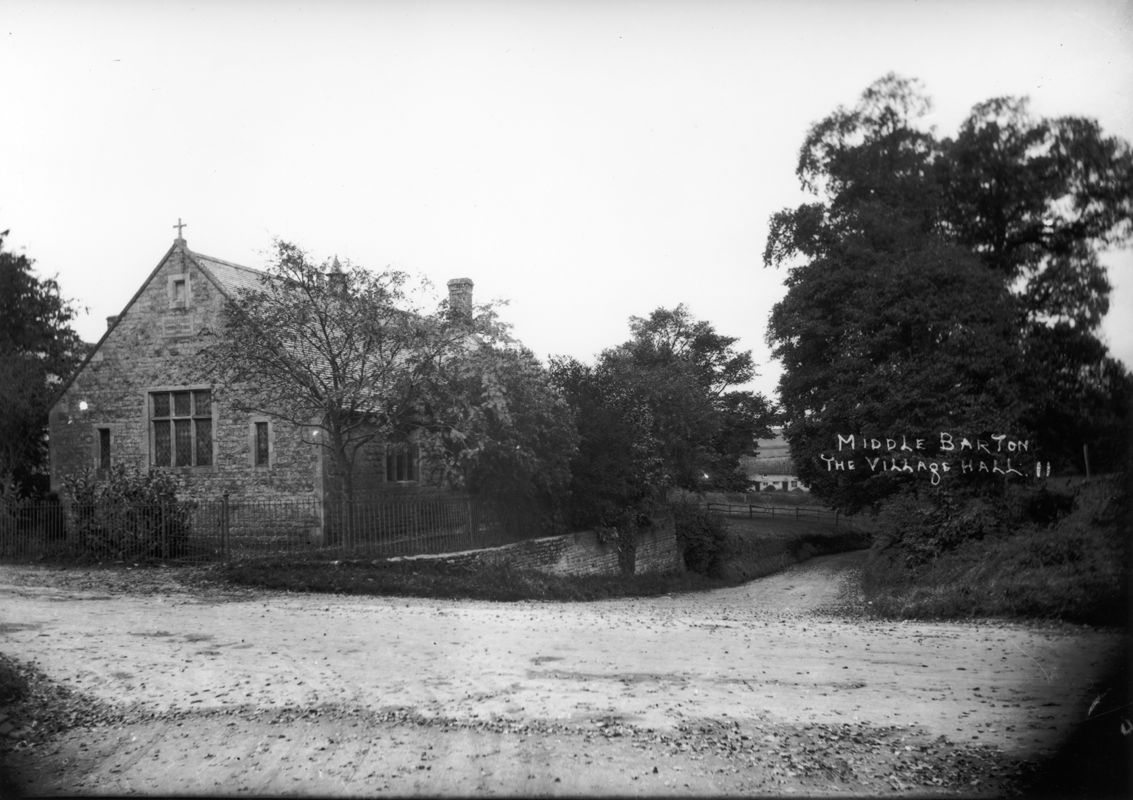 c. 1920 Alice Marshall Hall.