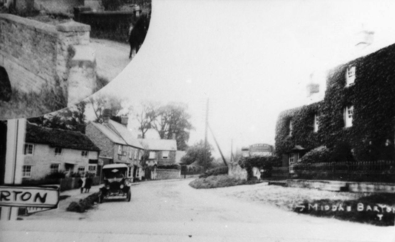 1920s North Street.
