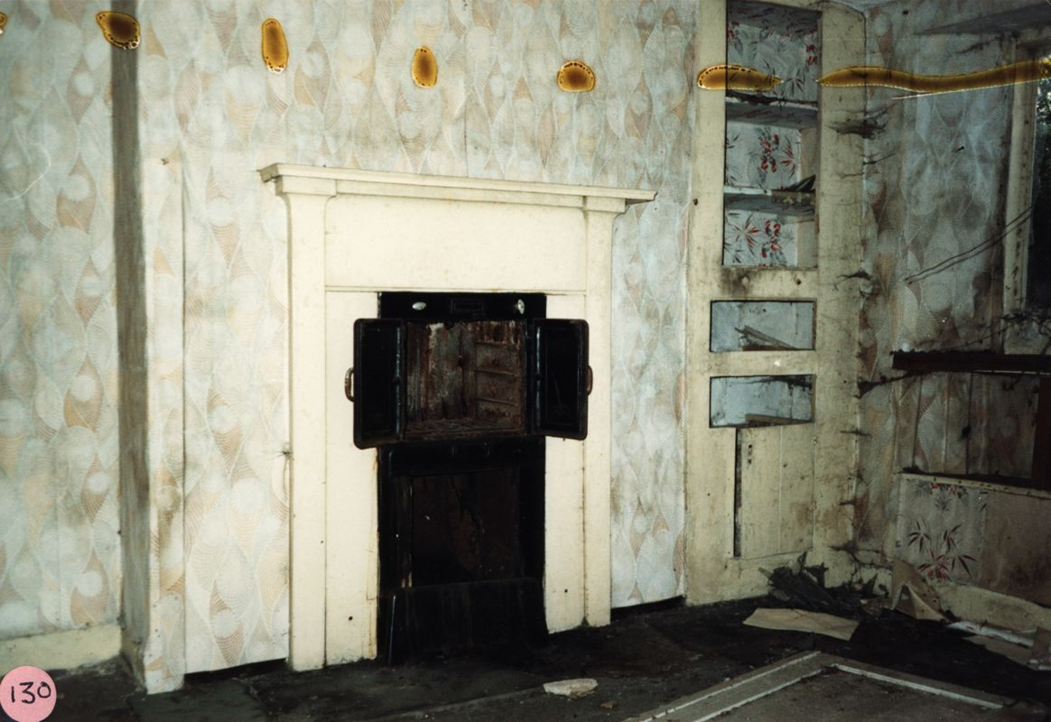 1986 Washington Terrace interiors.