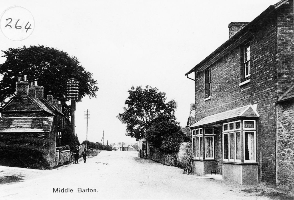 c. 1920 North Street looking east.
