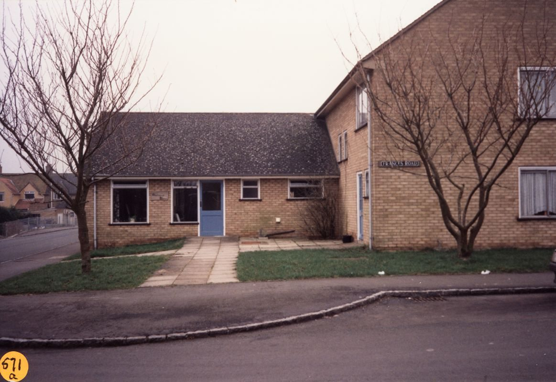 January 1993 Dashwood House.