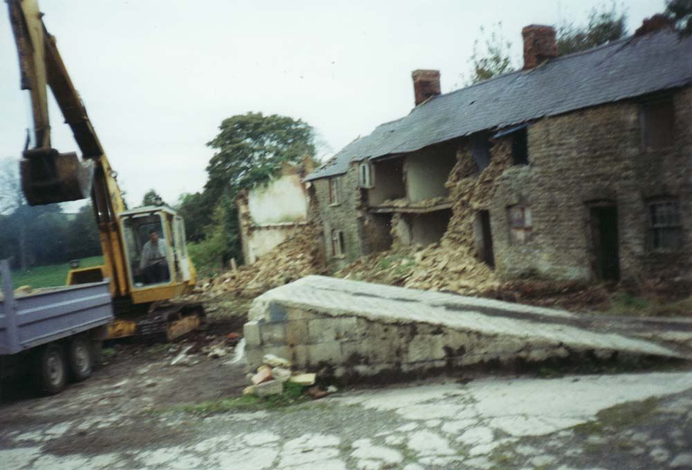 November 1993 Washington Terrace, North Street.