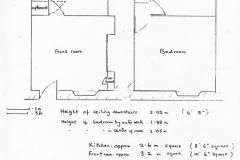 Washington Terrace cottage plan.