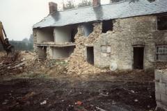 November 1993 The last of Washington Terrace.
