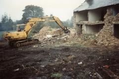 November 1993 Prior's Yard, North Street.