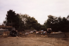 August 1998 Prior's Yard, North Street.