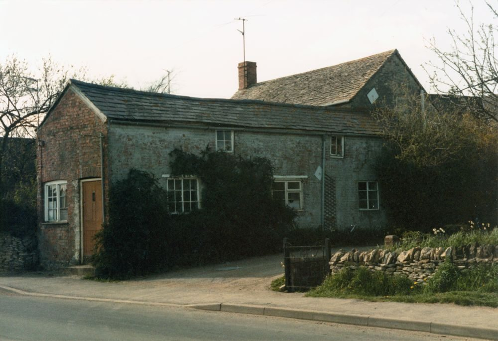 c. 1985. 41 North Street annex.