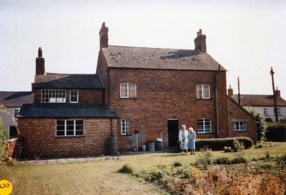 1989 July. 67 North Street - rear view.