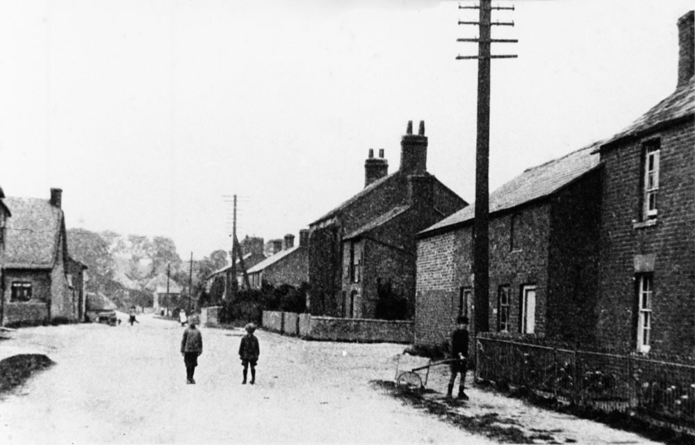 1910s. North Street.