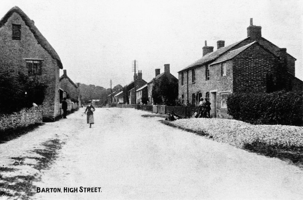 1910s. North Street or Barton High Street.