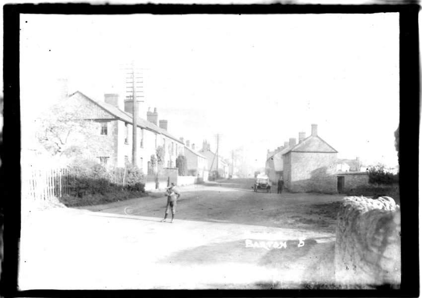 1920s. North Street looking east. Packer image.