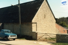 Holliers Farm Barn, North Street.