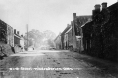 1920s. North Street.