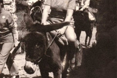 Kathleen Brown - in Spain