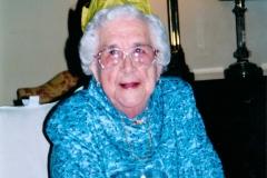 30 January 2005 Kathleen Brown - 90th birthday party - Barton Abbey