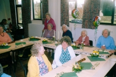 30 January 2005 Kathleen Brown - 90th birthday party - Blind Club - 'real wonderful'