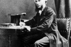 c. 1870 The Rev Jenner Marshall.
