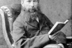 1880s Benjamin Marsh.