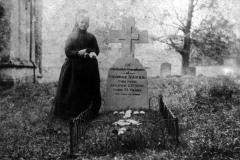 c. 1881 Mrs Jane Mary Baker.