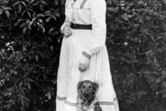 c. 1910 Mrs Emma Baker.