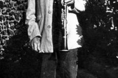 c. 1910 Edwin (Teddy) Matthews.