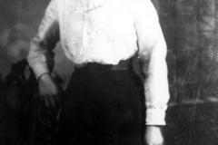 c. 1915 Mabel Stewart.