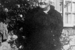 c. 1920 Emma Grimsley.