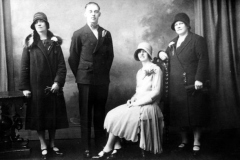 1920s Wedding Group. Untitled (?).