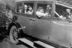 9th September 1929 Wedding of James Wannan and Rachel Stockford.