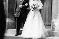 Raymond and Dedey (Cynthia) Garvey.