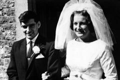 1960s Derek Gardner and Deanna Stewart.
