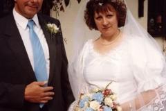 Graham Bradshaw and Carol Jones