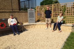 New-Memorial-Garden-SSC-Lyn-Benfield-Andy-and-Jackie-Hinton