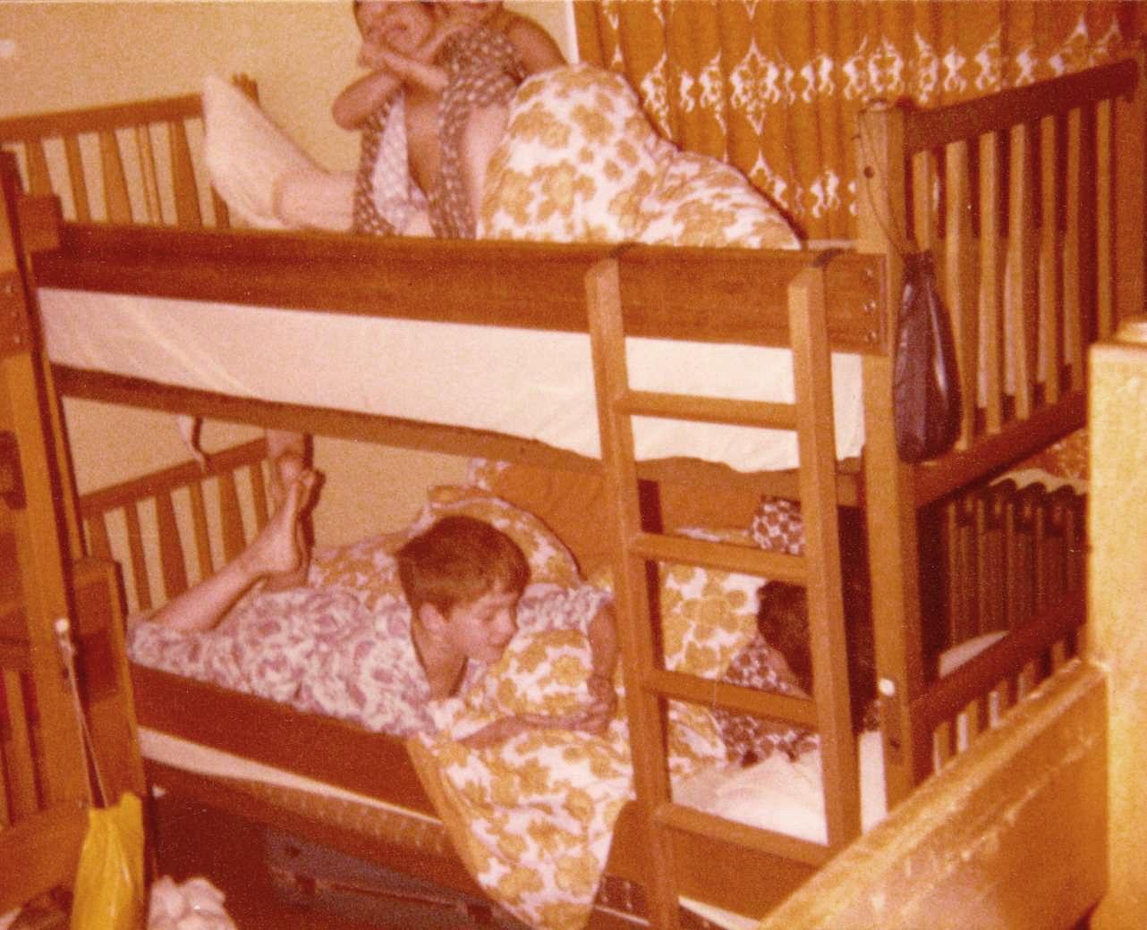 c. 1980 Barnes Close.
