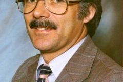 c. 1978 Martin cox Headteacher Middle Barton School 1974 - 1979.