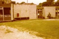 c. 1976 Middle Brton School - the new block.