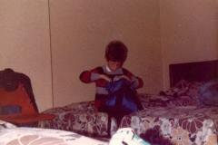 c. 1980 Barnes Close. Nicholas Taylor.
