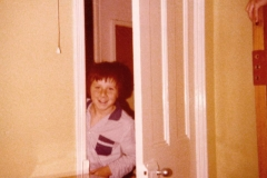 c. 1980 Barnes Close. Gary Harrison.