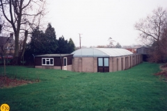 January 1993 School swimming pool.