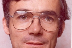 c. 1975 Martin cox Headteacher Middle Barton School 1974 - 1979.  (School 2)