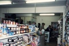 October 1988 Webb's shop.