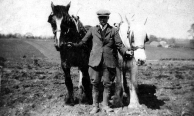 1930s Jack Thomas.