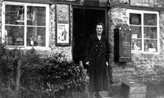1930's Clara Hawkins.