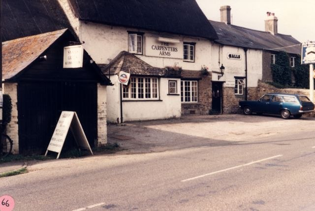 Carpenters Arms 1986.