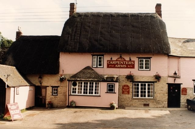 Carpenters Arms 1989.