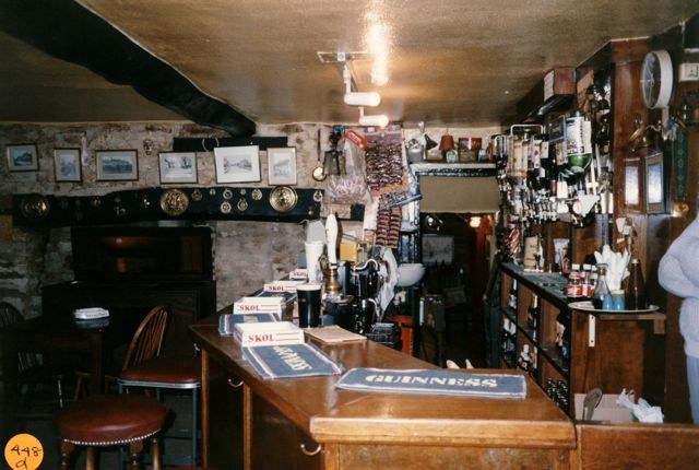 1990 Carpenters Arms.