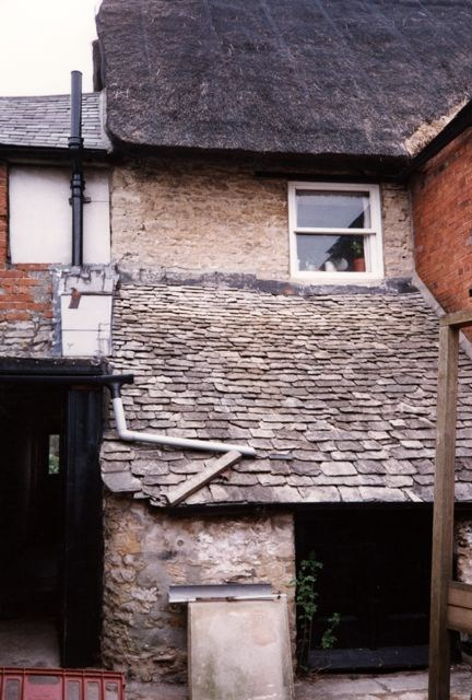 1990 Carpenters Arms - Back View.