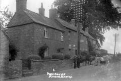 c. 1926 North Street looking east. Post Office (21/23).