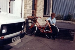 Paula from Kidlington.