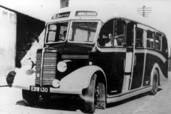 Jarvis bus - unknown date.